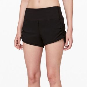 Cinch And Stretch Short